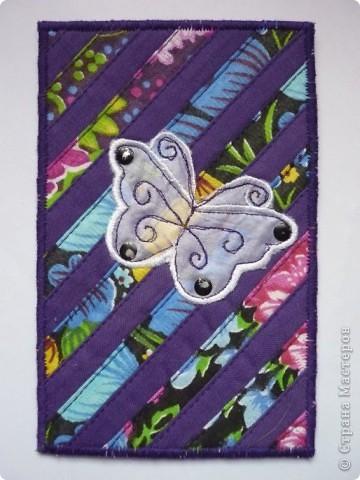 лоскутные открытки фото 2