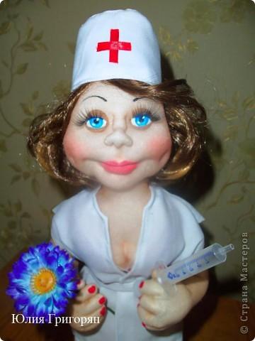Еще одна медсестра фото 1