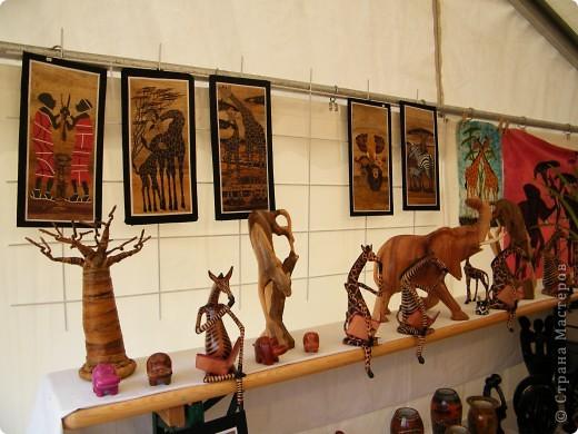 Африканская роспись нравится мне особенно фото 25
