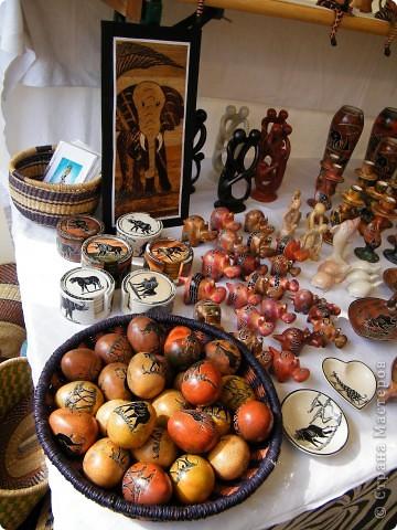Африканская роспись нравится мне особенно фото 26