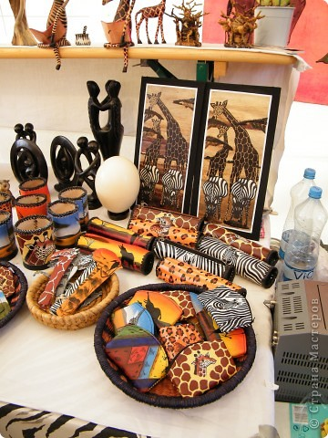Африканская роспись нравится мне особенно фото 29