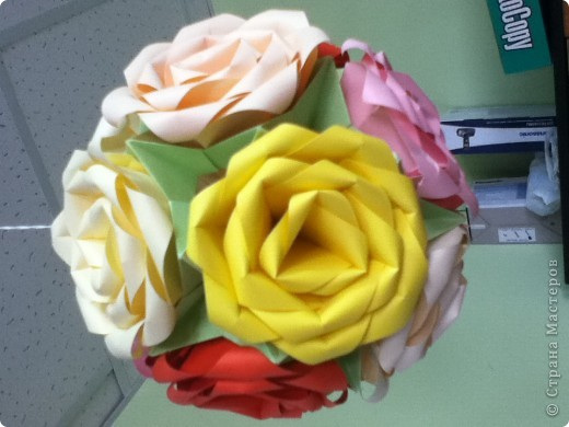 Электра с розами фото 1