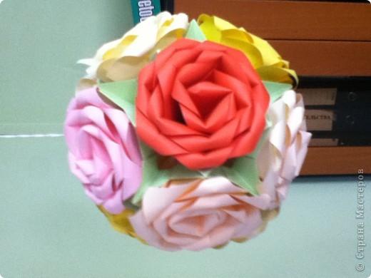 Электра с розами фото 2