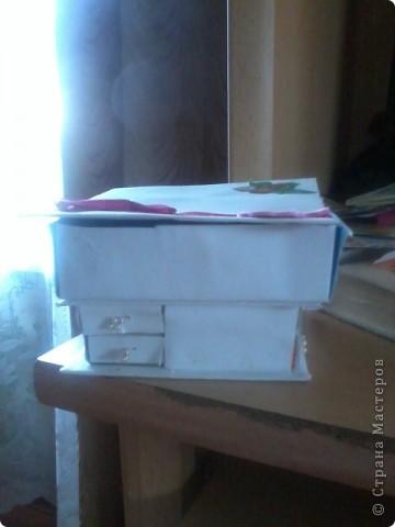 Моя шкатулочка!!! фото 1