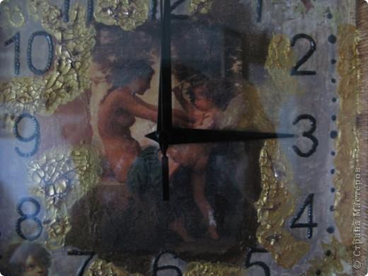 Рисовая салфетка, акриловые краски, фацетный лак. Рамка: салфетка, патина. фото 2