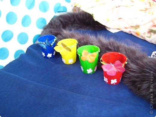 Мои мини вазочки стаканчики )  фото 1