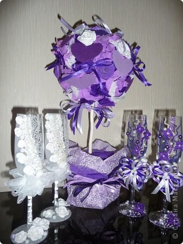 Красиво и необычно оформленные, правильно подобранные украшения – еще одна изюминка вашей стильной свадьбы! фото 1