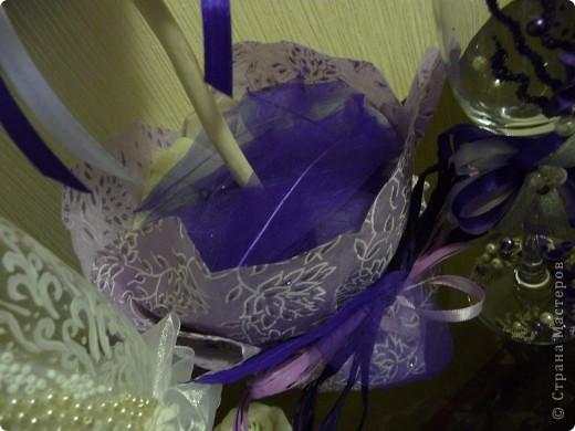 Красиво и необычно оформленные, правильно подобранные украшения – еще одна изюминка вашей стильной свадьбы! фото 4