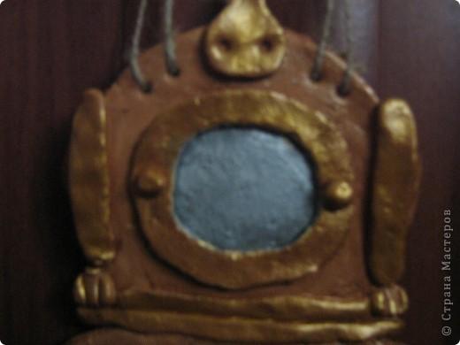 Подарок мужу. Для тех кто в курсе - это трехболтовка, символ водолазного дела.  фото 3