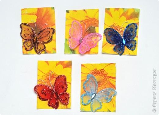 """(закрыта) Карточка Атс """"Бабочки """" фото 1"""