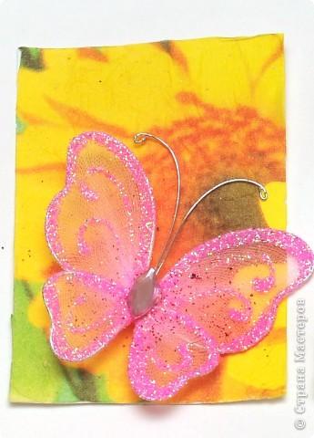 """(закрыта) Карточка Атс """"Бабочки """" фото 3"""