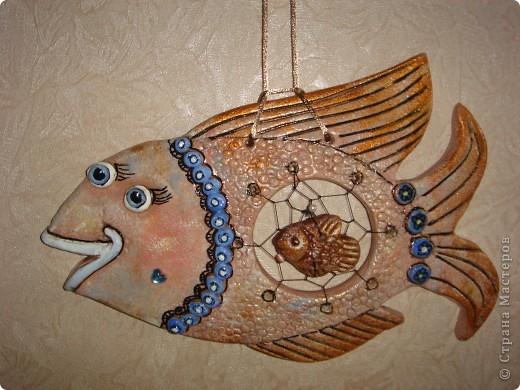 ромашковая рыбка фото 2