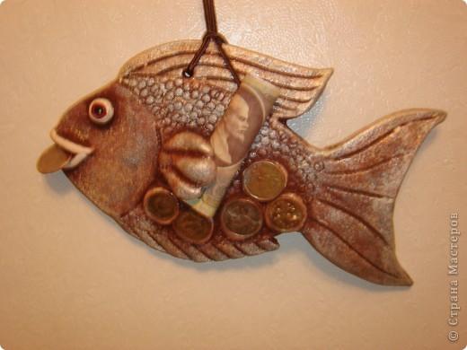 ромашковая рыбка фото 4