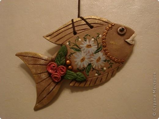 ромашковая рыбка фото 1