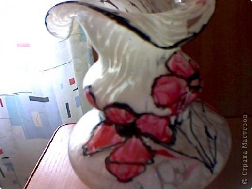 ваза с маками фото 2