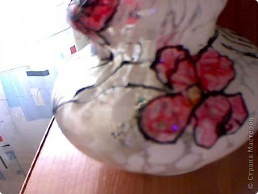 ваза с маками фото 4