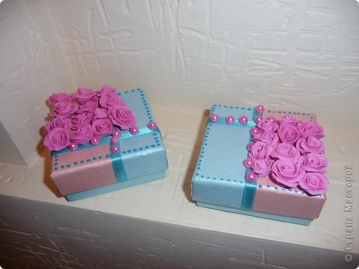 Свадебные бонбоньерки – это и мешочек, и оригинальный кулечек, сундучок, но чаще всего это коробочка, выполненная из плотной дизайнерской бумаги самых разных расцветок. фото 2