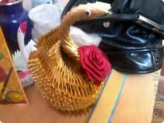 Золотой лебедь фото 1