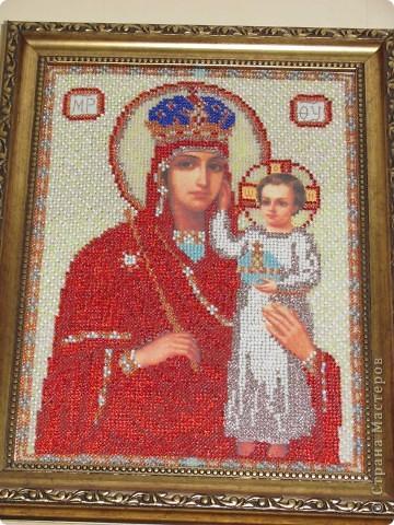 """Икона""""Святая Матрона"""". фото 2"""