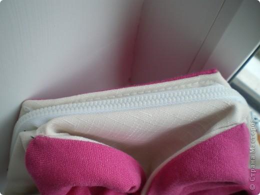 """Здравствуйте! Буду рада поделиться еще одним своим творением :) Это сумочка и хочется назвать ее """"Цветение"""". Не столько идею сумочки, но идею создания цветка подхватила вот отсюда http://yulechka-inspiration.blogspot.com/ фото 2"""