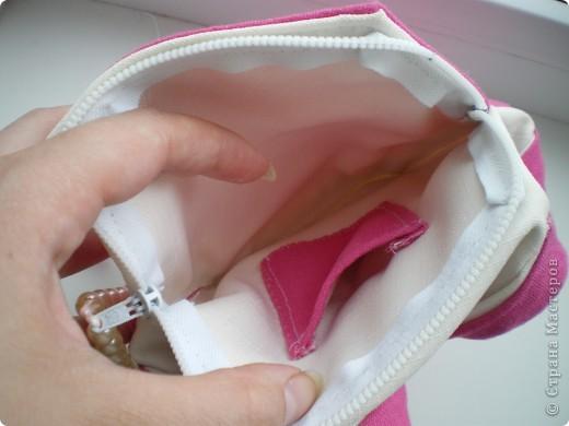 """Здравствуйте! Буду рада поделиться еще одним своим творением :) Это сумочка и хочется назвать ее """"Цветение"""". Не столько идею сумочки, но идею создания цветка подхватила вот отсюда http://yulechka-inspiration.blogspot.com/ фото 5"""