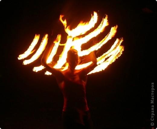 Музыка и огонь