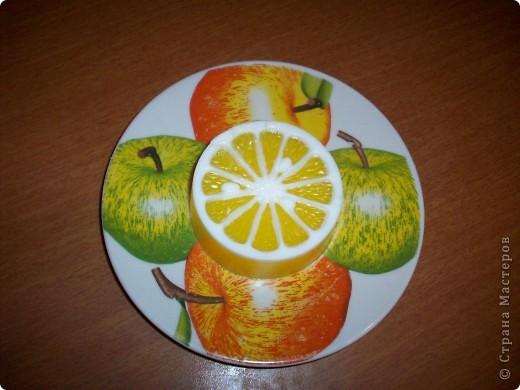 Ура, у меня появилась новая формочка!  Апельсинка - для любой кожи с максимальным увлажнением - масло авокадо  и касторовое, Ши (карите) , ЭМ апельсина.  Аромат ЭМ апельсина повышает настроение и дарит чувство свежести))))  фото 2
