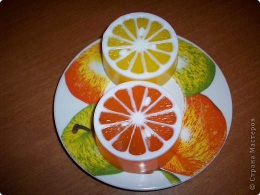 Ура, у меня появилась новая формочка!  Апельсинка - для любой кожи с максимальным увлажнением - масло авокадо  и касторовое, Ши (карите) , ЭМ апельсина.  Аромат ЭМ апельсина повышает настроение и дарит чувство свежести))))  фото 3