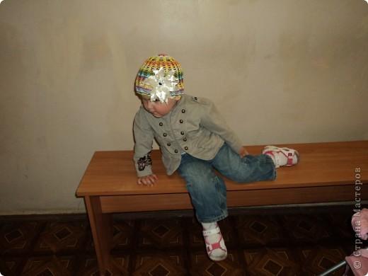 Летние шапочки на ребёнка фото 1
