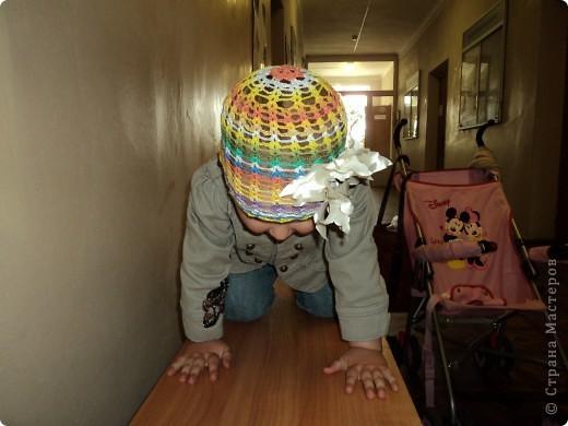 Летние шапочки на ребёнка фото 2