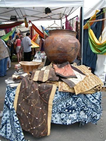 Африка-фестиваль 2011. Часть 3. Ткани, сумки, обувь, барабаны фото 11
