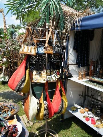 Африка-фестиваль 2011. Часть 3. Ткани, сумки, обувь, барабаны фото 14