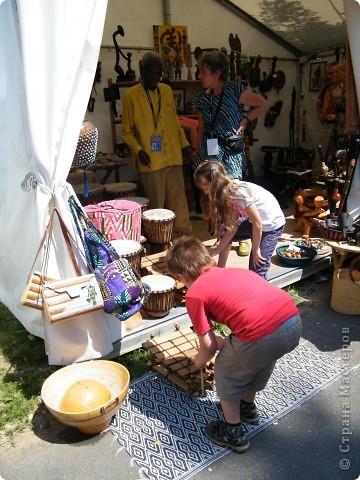 Африка-фестиваль 2011. Часть 3. Ткани, сумки, обувь, барабаны фото 46