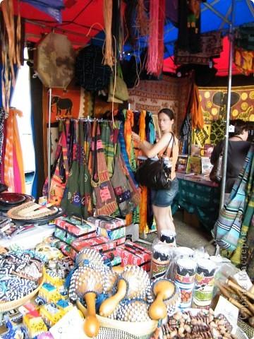 Африка-фестиваль 2011. Часть 3. Ткани, сумки, обувь, барабаны фото 32