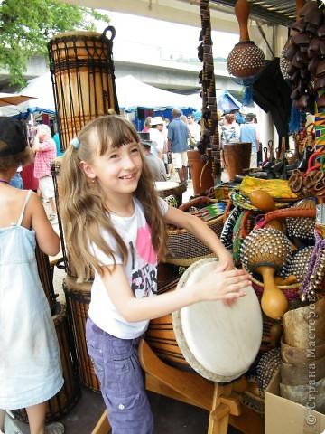 Африка-фестиваль 2011. Часть 3. Ткани, сумки, обувь, барабаны фото 48