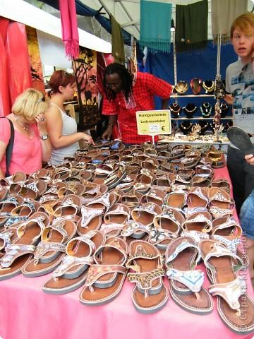Африка-фестиваль 2011. Часть 3. Ткани, сумки, обувь, барабаны фото 34