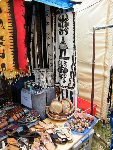 Африка-фестиваль 2011. Часть 3. Ткани, сумки, обувь, барабаны фото 33