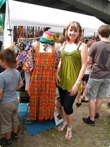 Африка-фестиваль 2011. Часть 3. Ткани, сумки, обувь, барабаны фото 30