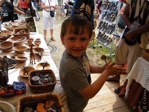 Африка-фестиваль 2011. Часть 3. Ткани, сумки, обувь, барабаны фото 57