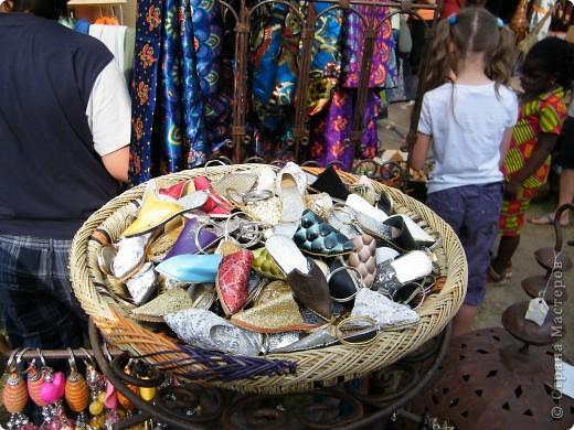 Африка-фестиваль 2011. Часть 3. Ткани, сумки, обувь, барабаны фото 37
