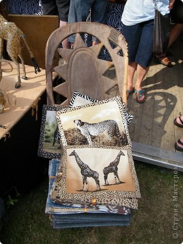 Африка-фестиваль 2011. Часть 3. Ткани, сумки, обувь, барабаны фото 12