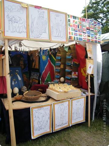 Африка-фестиваль 2011. Часть 3. Ткани, сумки, обувь, барабаны фото 10