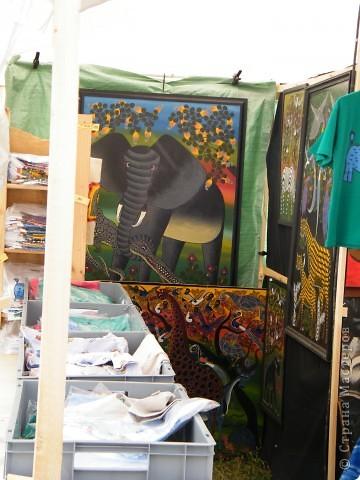 Африка-фестиваль 2011. Часть 3. Ткани, сумки, обувь, барабаны фото 9
