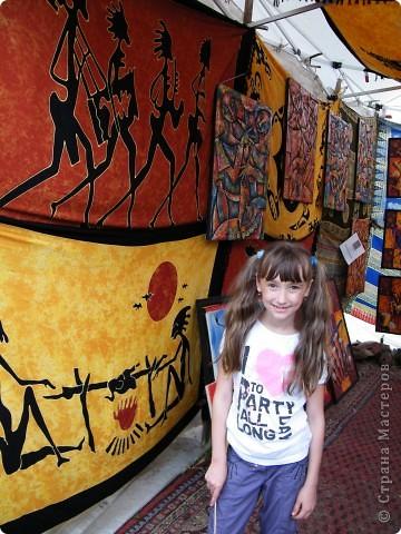 Африка-фестиваль 2011. Часть 3. Ткани, сумки, обувь, барабаны фото 3