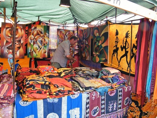 Африка-фестиваль 2011. Часть 3. Ткани, сумки, обувь, барабаны фото 5