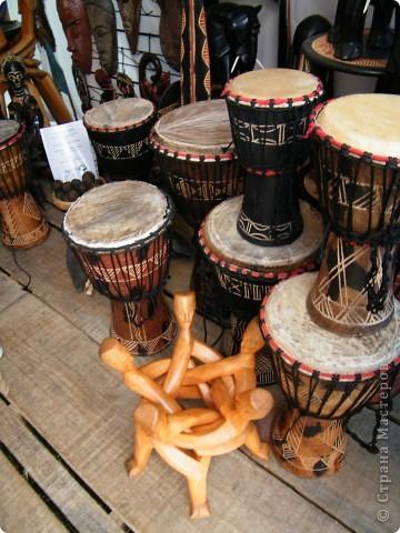 Африка-фестиваль 2011. Часть 3. Ткани, сумки, обувь, барабаны фото 54