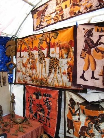 Африка-фестиваль 2011. Часть 3. Ткани, сумки, обувь, барабаны фото 7