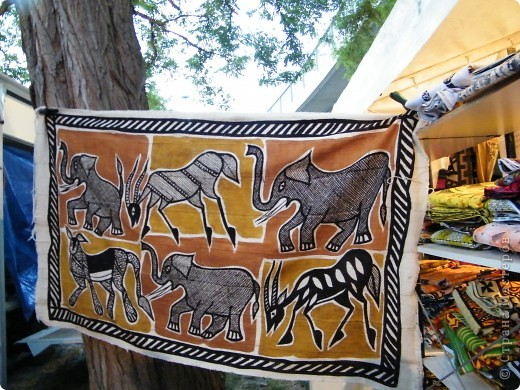 Африка-фестиваль 2011. Часть 3. Ткани, сумки, обувь, барабаны фото 8
