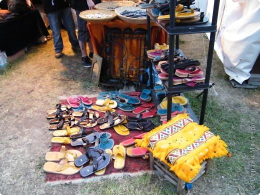 Африка-фестиваль 2011. Часть 3. Ткани, сумки, обувь, барабаны фото 36