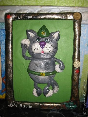 Армейский кот